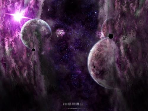 宇宙 Art (Sci-Fi)