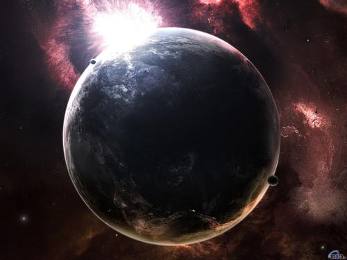Space Art Wallpaper (Sci-Fi)