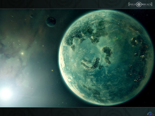 luar angkasa Art wallpaper (Sci-Fi)