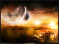 Space Art Wallpaper (Sci-Fi) - space wallpaper