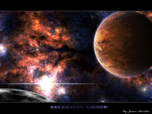Space Art Wallpaper (Sci-Fi)