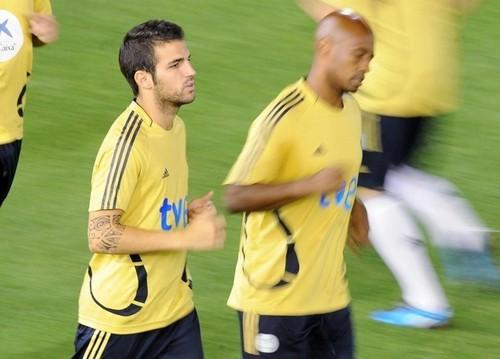 Spain Training