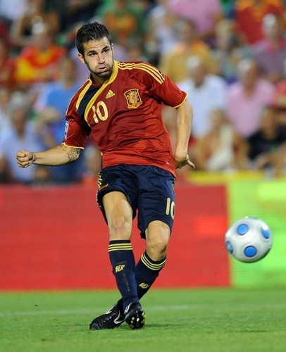 Spain vs. Estonia - September 9th, 2009