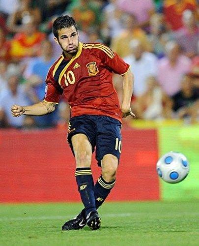 Spain vs. Estonia - September 9th, 2009