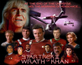 তারকা Trek II The Wrath of Khan