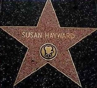 Susan Hayward: A তারকা Is A তারকা Is A তারকা