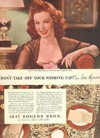 Susan Hayward Magazine Ads