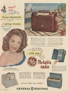 Susan Hayward Magazine Ads