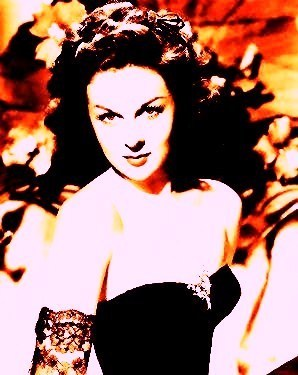 Susan Hayward: Movie 星, つ星