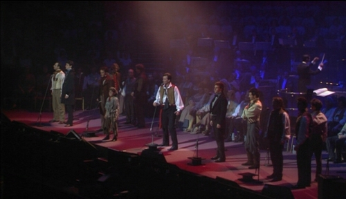 Les Miserables wolpeyper containing a konsiyerto titled TAC Screencaps (Do You Hear The People Sing?)