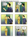 TBBT Comic - Fuss - the-big-bang-theory fan art