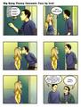 TBBT Comic - Fuss