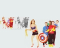 TBBT - the-big-bang-theory wallpaper