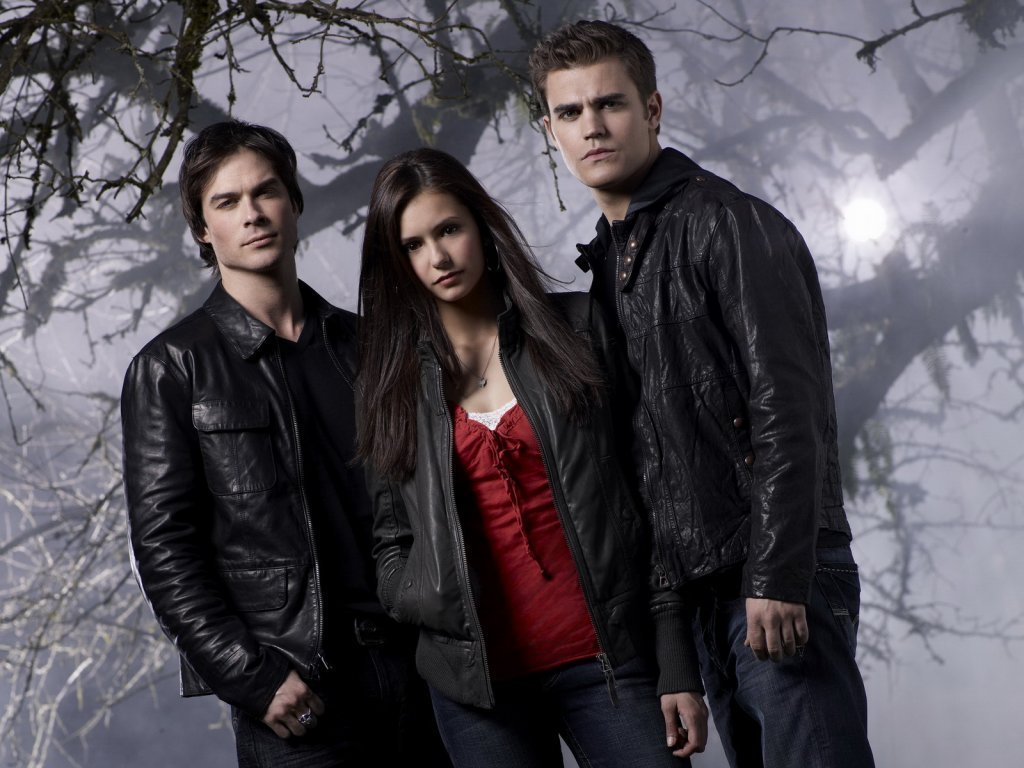 TVD - The Vampire Diaries Wallpaper (8095123) - Fanpop