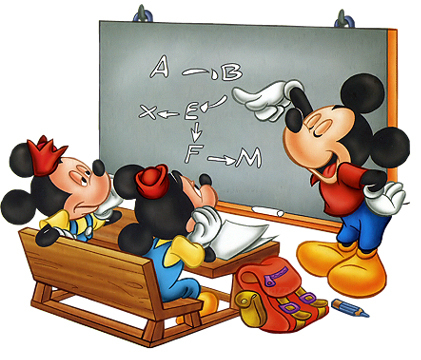 Teacher Mickey