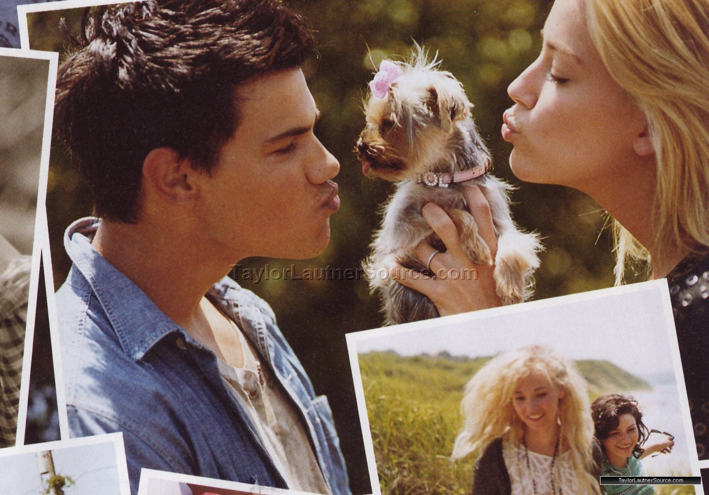 Lautner Teen Vogue Photo 85