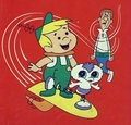 The Jetsons, Elroy and George - the-jetsons photo