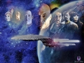 The Next Generation's Voyage - star-trek wallpaper