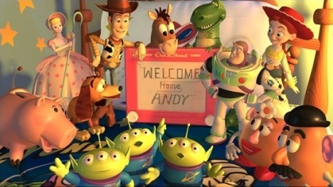 Toy Story Hintergrund entitled Toy Story 2