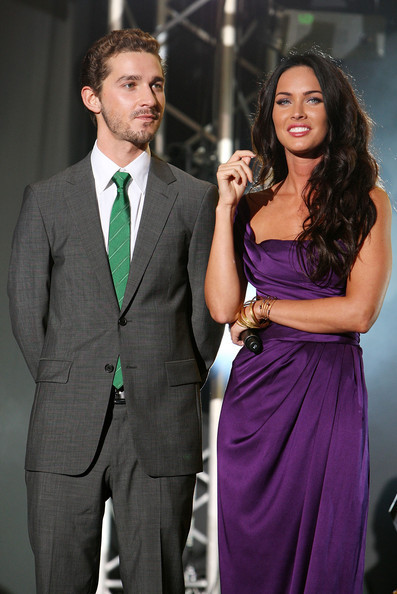megan fox and shia labeouf transformers 2. Transformers Revenge of the
