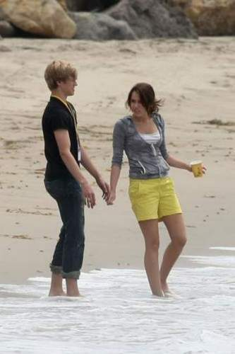 True Love (Miley and Lucas)
