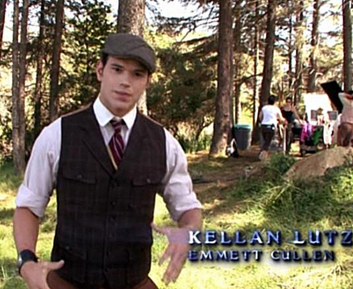 Twilight Flashback Scene