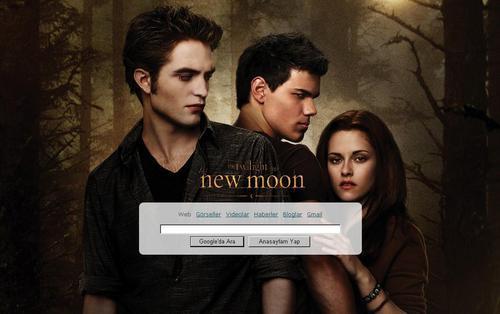 Twilight Google!