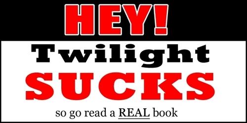 Twilight eck.