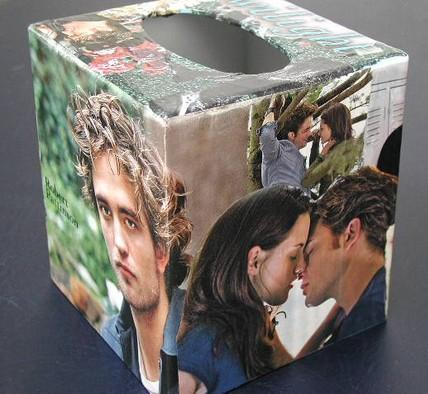 Twilight kleenex box