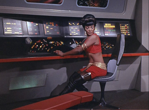 Uhura in ''Mirror Mirror''