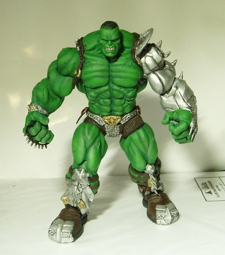 WW HULK custom