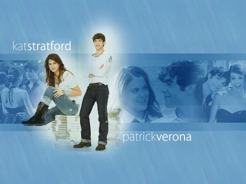 Hintergrund Patrick and Kat