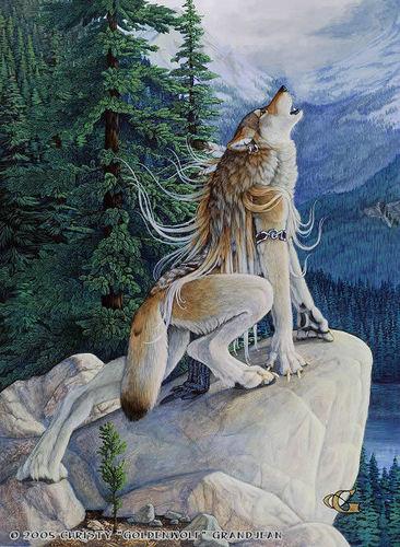manusia serigala wallpaper called Werewolf