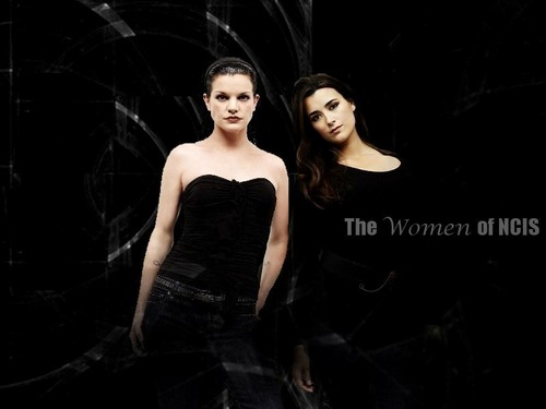 Ziva and Abby