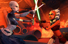 ahsoka vs ventress