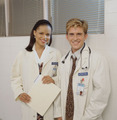 amanda and jesse - diagnosis-murder photo