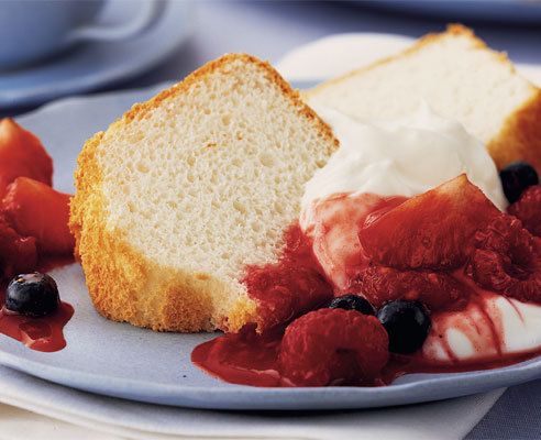 Angel –Jäger der Finsternis Essen cake