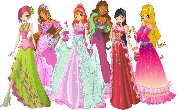 The winx club believix