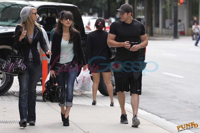 christian, kellan, peter and anna new pictures (Vancouver)