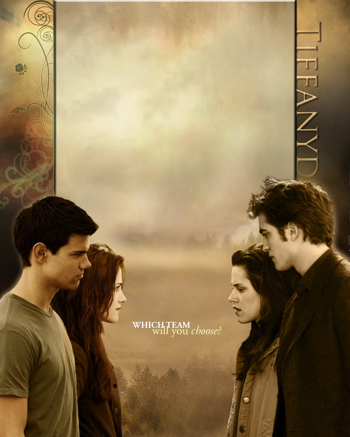 it's fan made (I know), but it's stunning (isn't??) - twilight-series photo