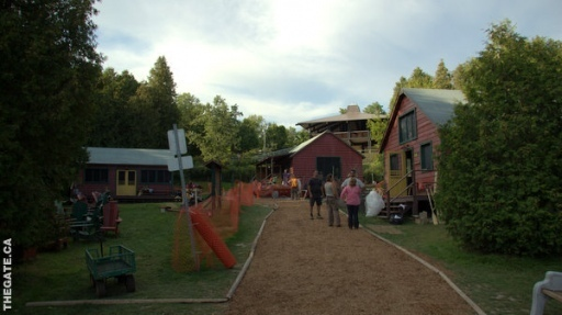 pics from the set of camp rock 2