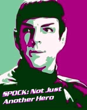 spock 09 poster