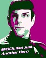 spock 09 poster - star-trek-2009 fan art