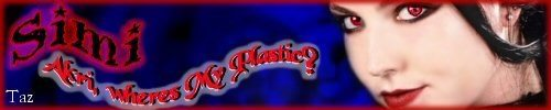 where`s my plastic