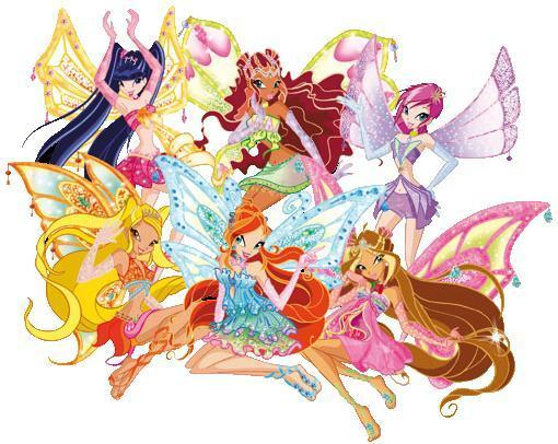 winxclub group - the-winx-club photo