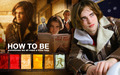 "robert-pattinson - ""How to be"" wallpaper wallpaper"