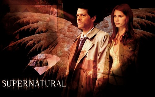 *SPN Castiel* - castiel Wallpaper