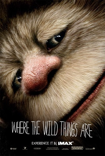 Where The Wild Things Are wallpaper titled 'Where The Wild Things Are' Movie Poster ~ Carol