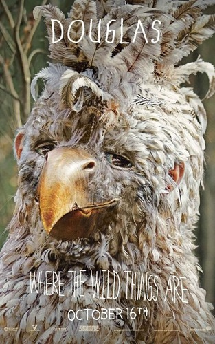 'Where The Wild Things Are' Movie Poster ~ Douglas
