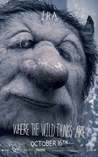 'Where The Wild Things Are' Movie Poster ~ Ira